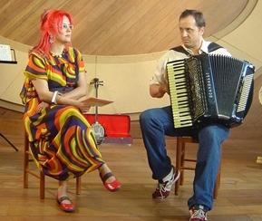 Magda e Gabriel