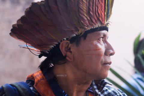 Oficina Músicas Indígenas nas Escolas – 11/06/2016