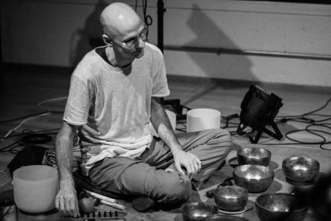 Improvisação livre com Luiz Duva e Miguel Barella 21/08/2016