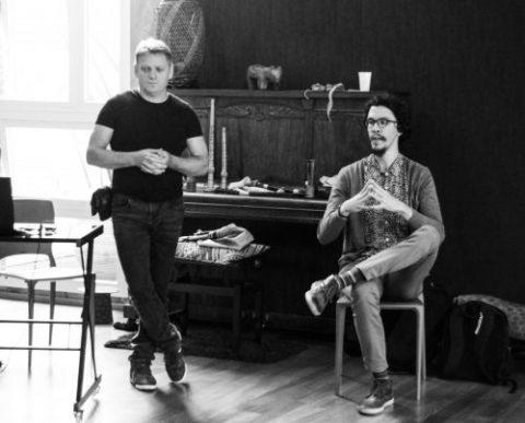 Oficina e show com Elis Lovrić e Stjepan Vecković (Croácia) 20/05/2017