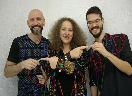 Show –  Multiplicar-se única – canções de Tom Zé com Regina Machado