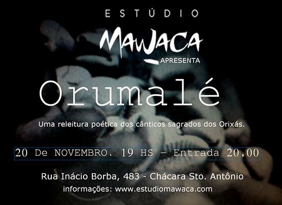 Show Grupo Orumalé