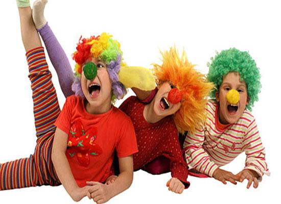 Oficina de Circo para Crianças