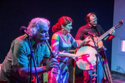 Grupo argentino 'Los Musiqueros'