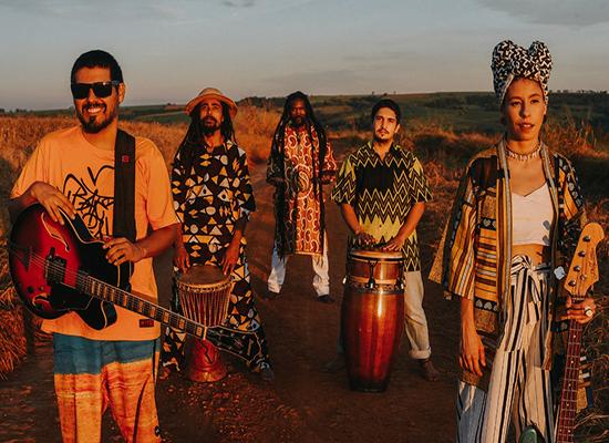 Show Pupa Kanda  & Afrosom