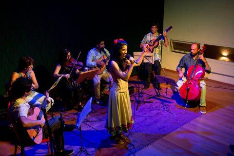 Fotos Show Ricardo Dutra e Quinteto Aralume